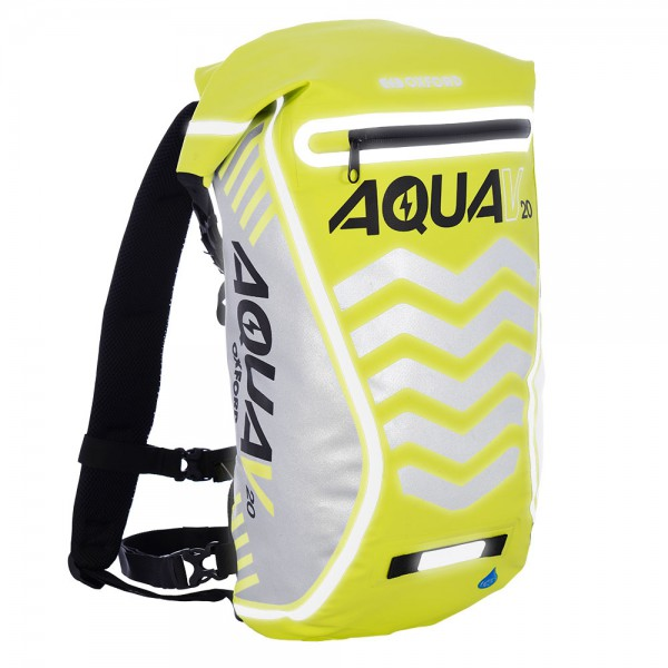 Oxford Aqua V 20 Backpack - Fluro