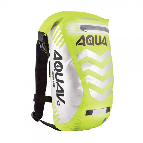 Oxford Aqua V 12 Backpack Yellow