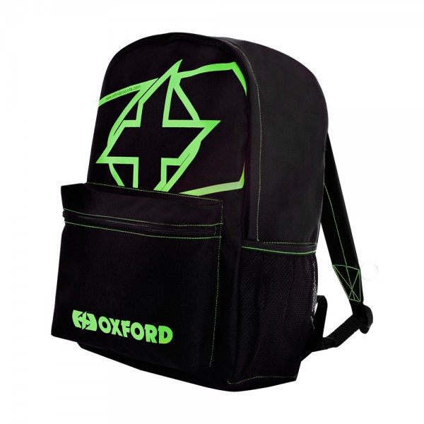 Oxford X-Rider Essential Back Pack  Green