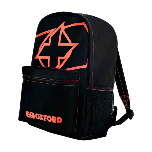 Oxford X-Rider Essential Back Pack - Red