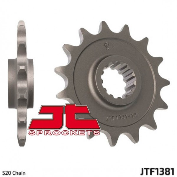 Jt Gear BOX Sprockets G/b 1381-15