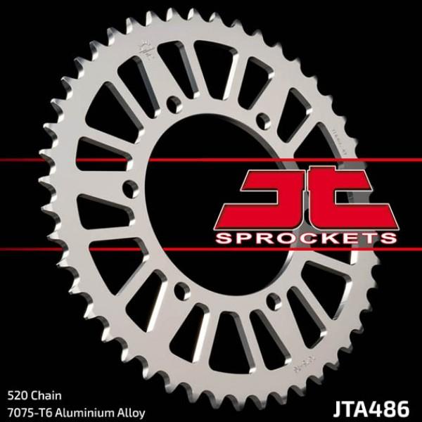 Jt Rear Sprockets R/w 486-45 Alloy