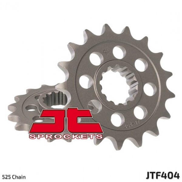 Jt Gear BOX Sprockets G/b 404-17 Bmw