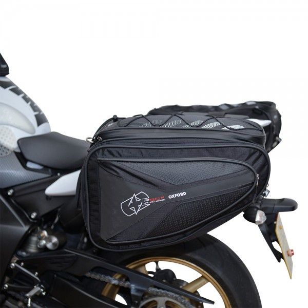 Oxford P60R Panniers (Black)