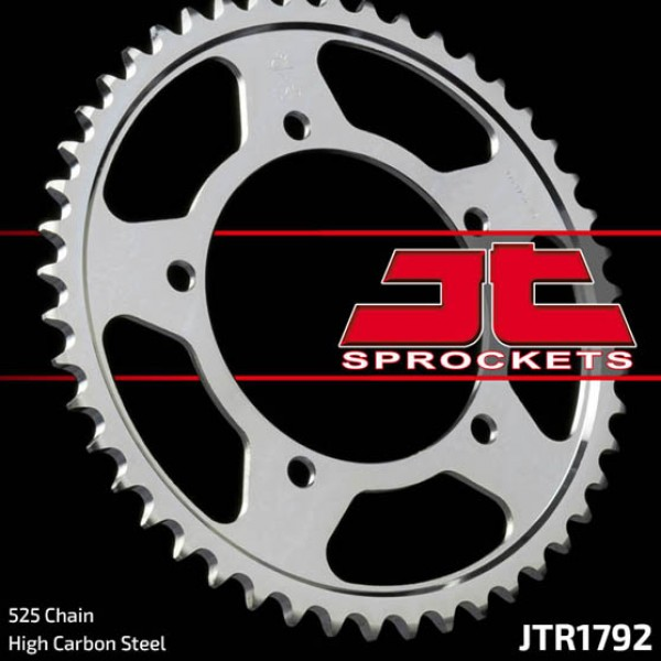 Jt Rear Sprockets R/w 1792-43 Alloy