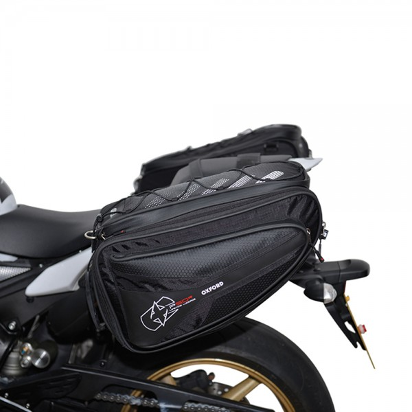 Oxford P50R Panniers (Black)