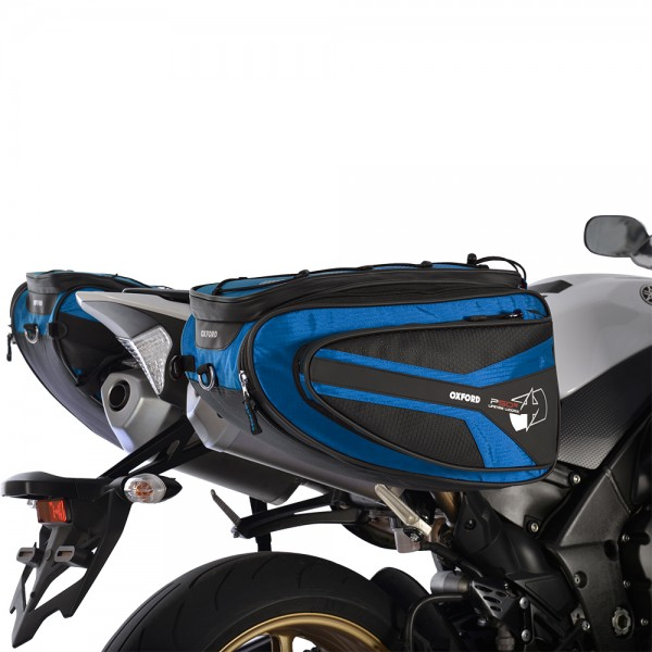 Oxford P50R Panniers (Blue)