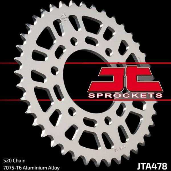 Jt Rear Sprockets R/w 478-42 Alloy