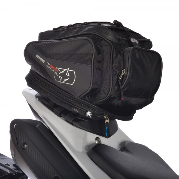Oxford T30R Tailpack (Black)