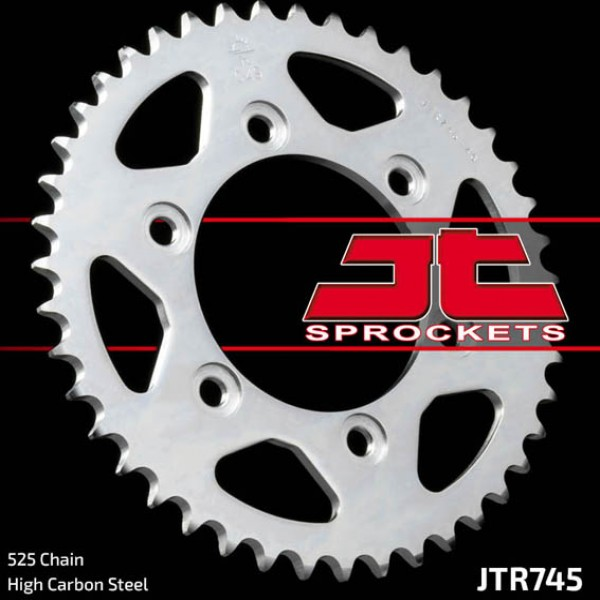 Jt Rear Sprockets R/w 745-37 Ducati