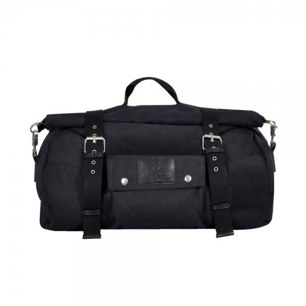 Oxford Heritage Roll Bag Black 30L
