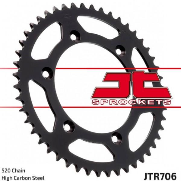 Jt Rear Sprockets R/w 706-48 Aprilia