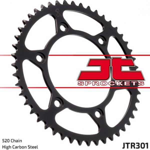 Jt Rear Sprockets R/w 301-39