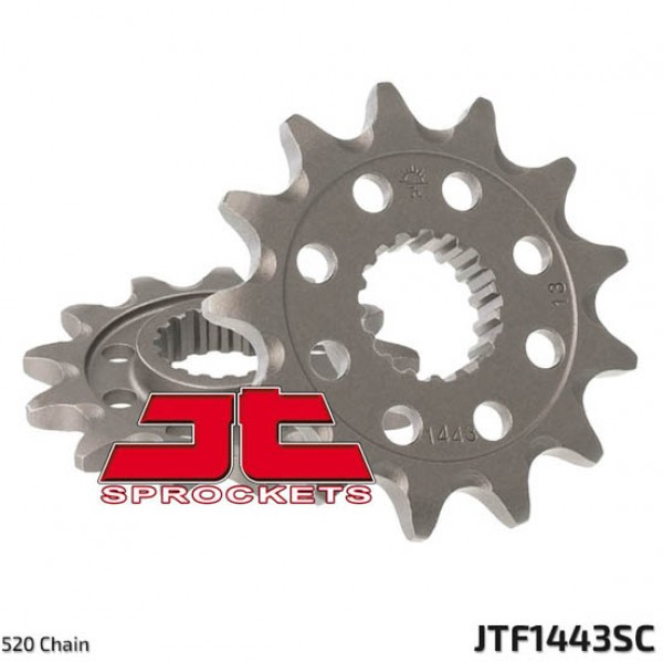 Jt Gear BOX Sprockets G/b 1443Sc-13 Kaw