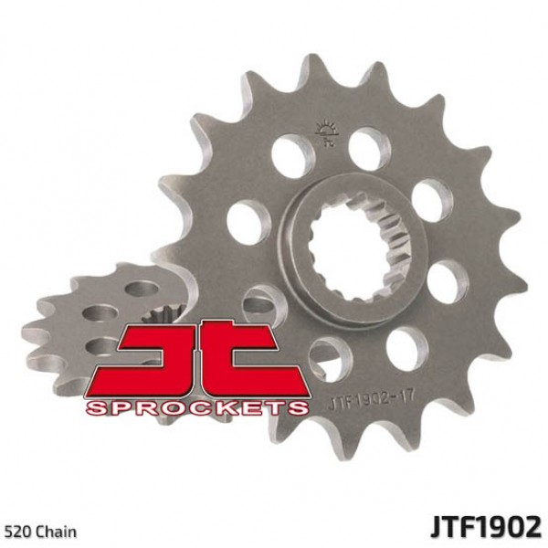 Jt Gear BOX Sprockets G/b 1902-15Sc