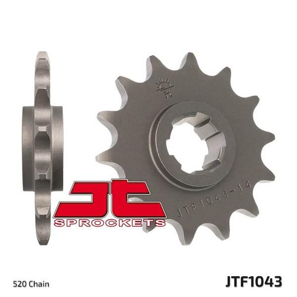Jt Gear BOX Sprockets G/b 1043-14