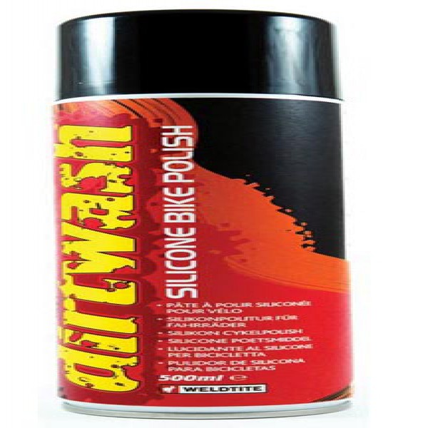Dirtwash Silicone Bike Polish 500Ml [Single]