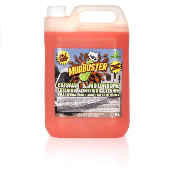 Mudbuster Caravan + Motorhome Cleaner 5 Litre