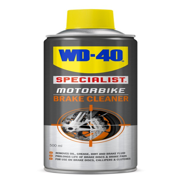 Wd-40 Brake Cleaner (500Ml Aerosol) Single