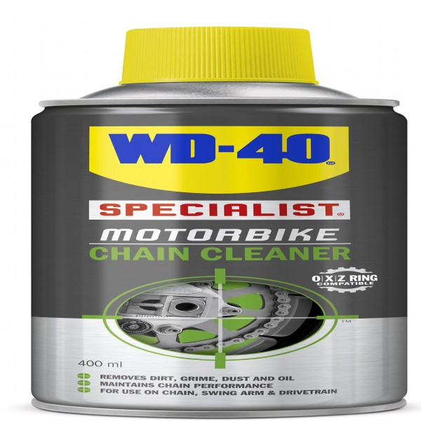 Wd-40 Chain Cleaner (400Ml Aerosol) Single