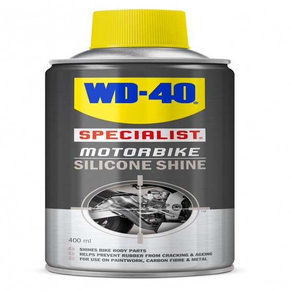 Wd-40 Silicone Shine (400Ml Aerosol) Single