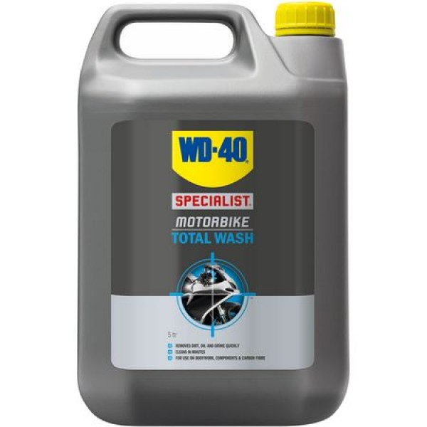 Wd-40 Total Wash (5 Litre) Single