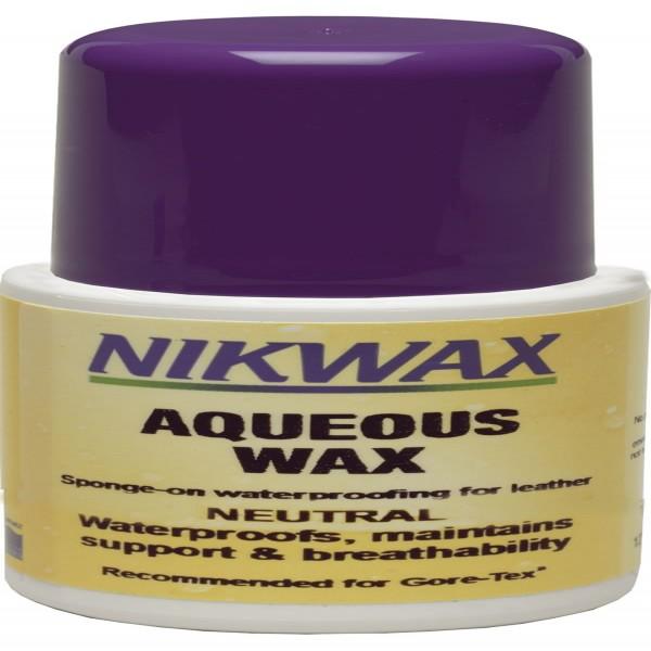 Nikwax Waterproofing Wax-Leather Clear 125Ml [BOX 12]
