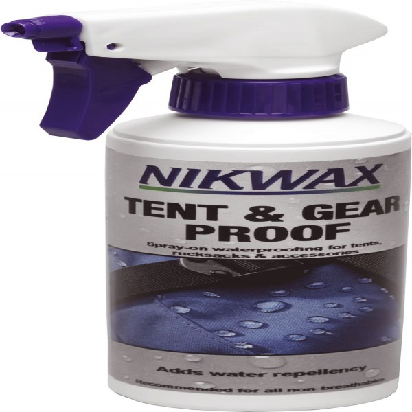 Nikwax Tent & Gear Solar Proof 500Ml [BOX 12]