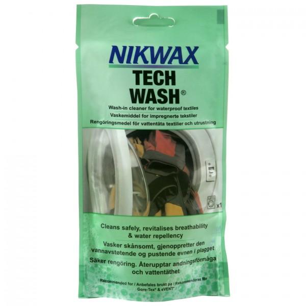 Nikwax Tech Wash Pouch 100Ml [BOX 12]