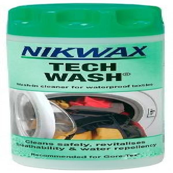Nikwax Tech Wash Cleaner 300Ml [BOX 12]