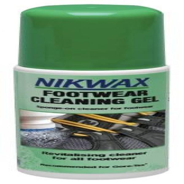 Nikwax Footwear Cleaning Gel 125Ml [BOX 12]
