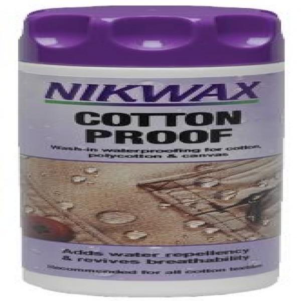 Nikwax Cotton Proof Wash In 300Ml [BOX 12]