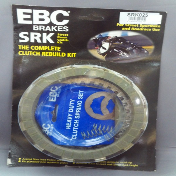 EBC Clutch Kit With Springs & Plates Srk025