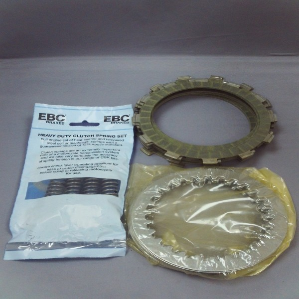 EBC Clutch Kit With Springs & Plates Srk074