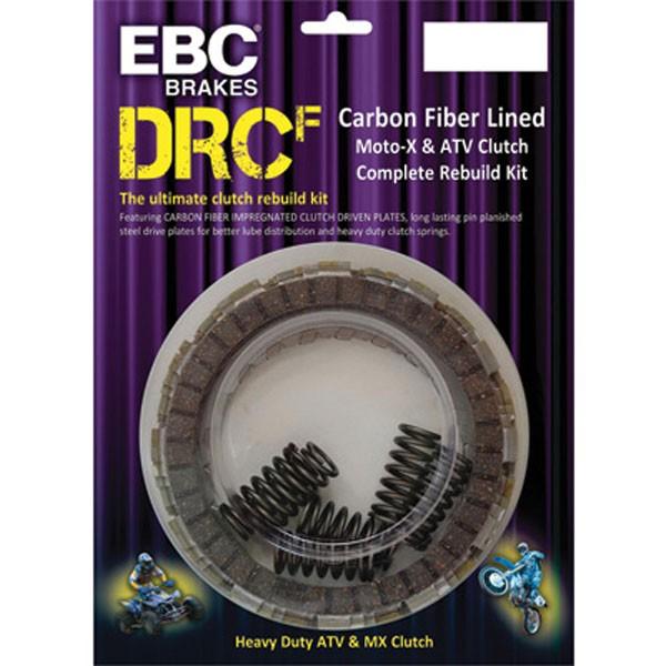 EBC Clutch Kit-Carbon Fibre Drcf259