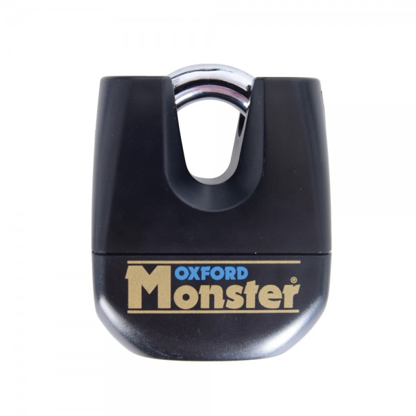 Oxford Monster Chain & Padlock 12Mm Square