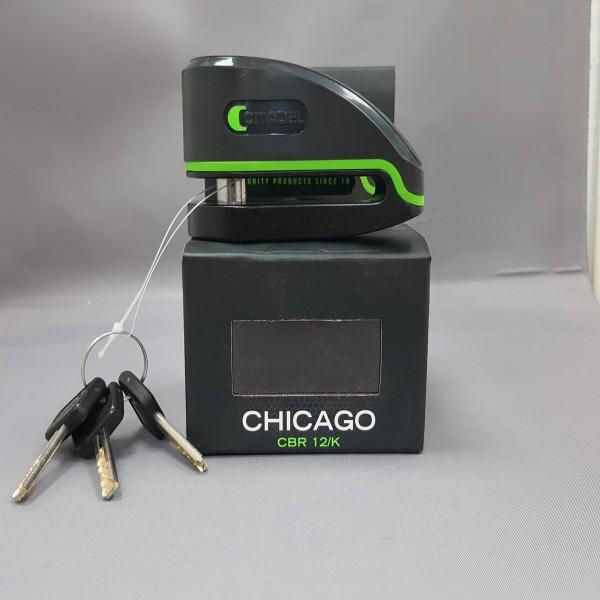 Citadel Disc Lock Cbr 12/k