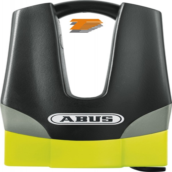 Abus Granit Quick 37/60 Maxi Yellow Disc Lock 70/11Mm