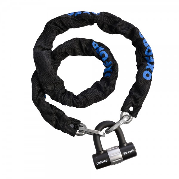 Oxford HD Chain Lock 1.5mtr