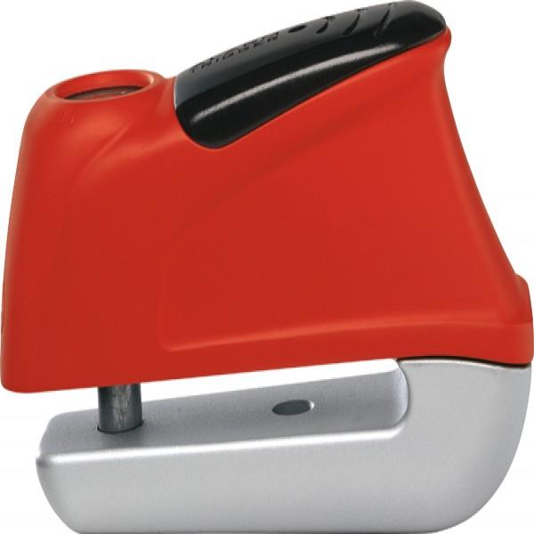 Abus Trigger Alarm 350 Red Disc Lock 9.5/50Mm