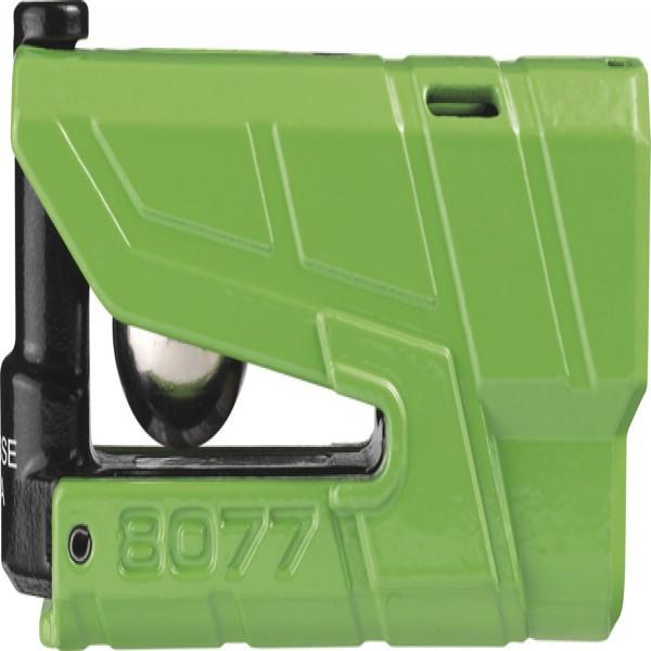 Abus Granit Detecto 8077 Disc Lock Green 13/48Mm