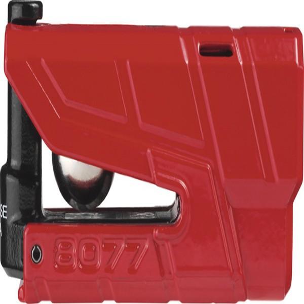 Abus Granit Detecto 8077 Disc Lock Red 13/48Mm