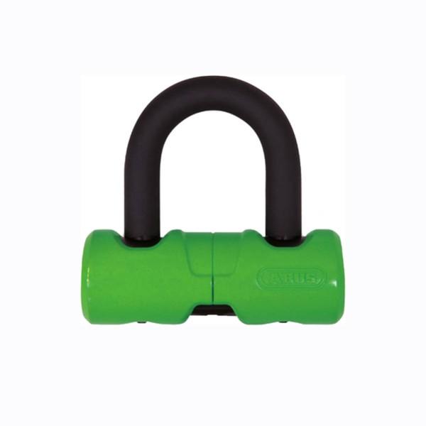 Abus 405 Shackle Lock Green
