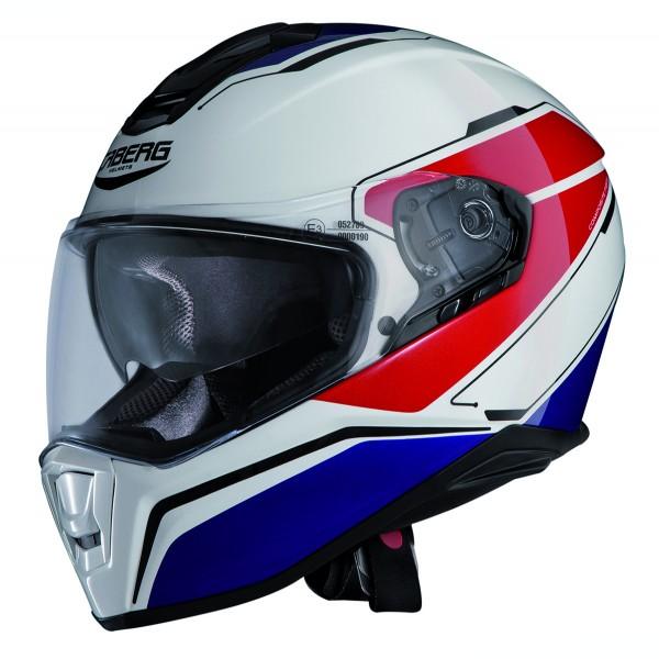 Caberg Drift Tour White & Red & Blue
