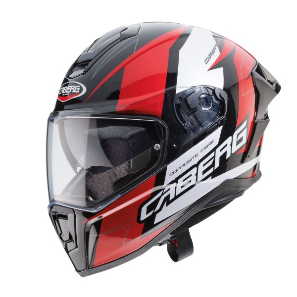 Caberg Drift Evo Speedstar Black & Red & White