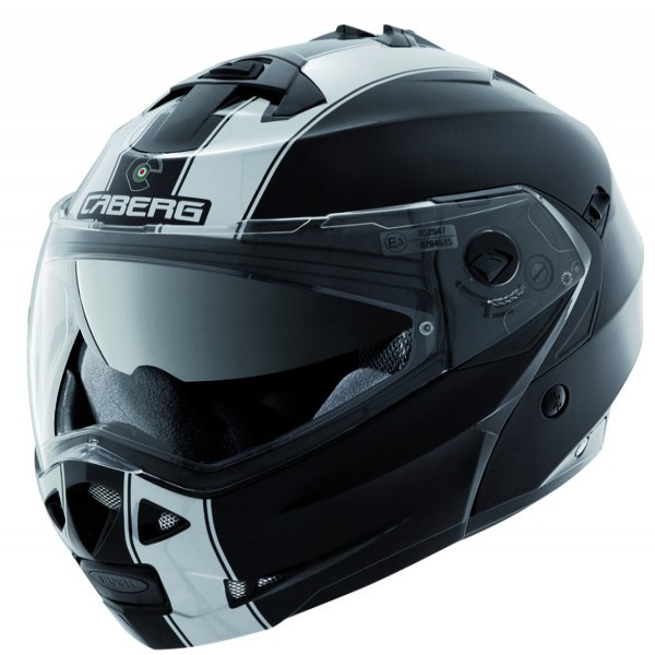 Caberg Duke Ii Legend Black & White