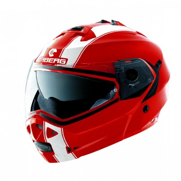 Caberg Duke Ii Legend Red & White