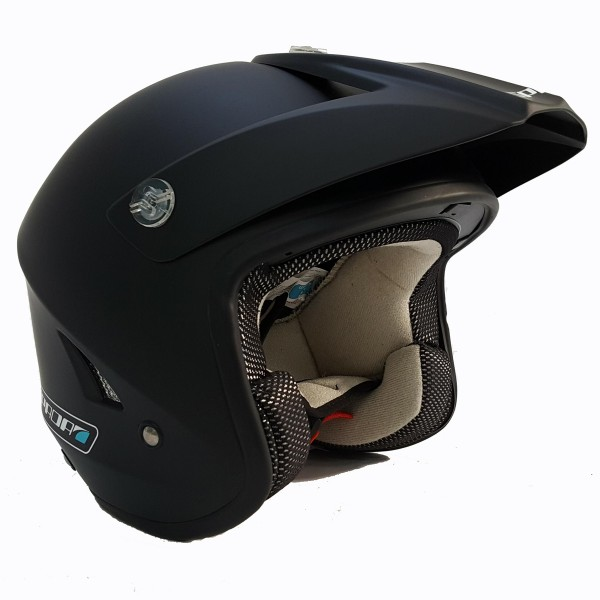 Spada Helmet Edge Matt Black