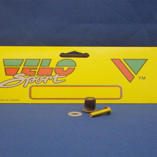 Velo Sport Screen Screw Kit Gold (8 Bolts) [Fas295/go]