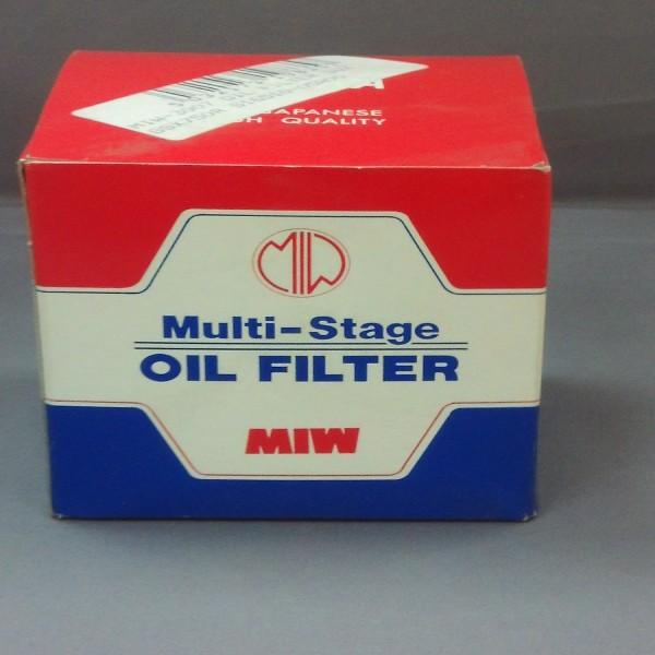 Miw Oil Filter Miw-3007  Suzuki Gsx750R S16510-05A00